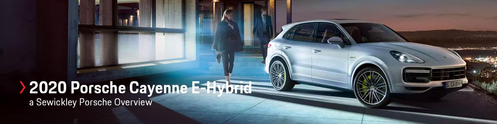 2020 Porsche Cayenne E-Hybrid Model Review at Sewickley Porsche