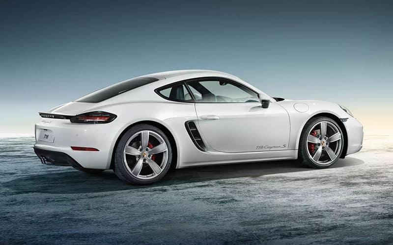 Porsche 718 Cayman S Performance