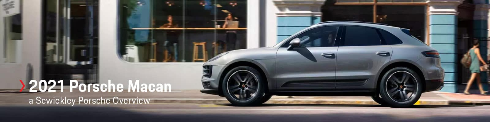 2021 Porsche Macan Overview at Sewickley Porsche