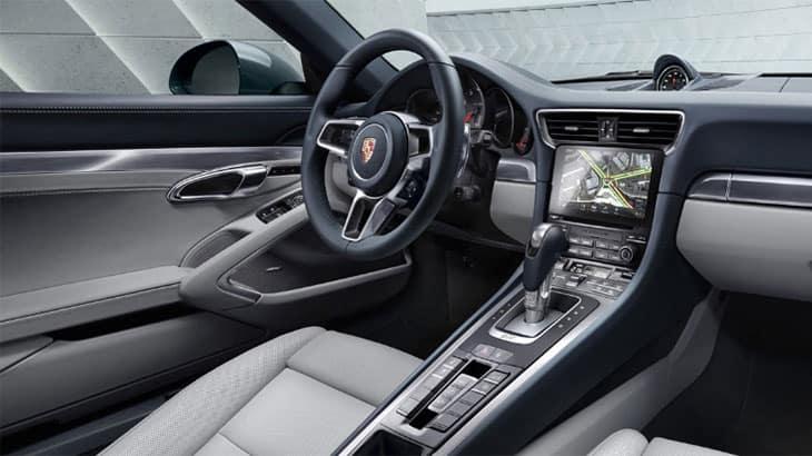 Porsche 911 991 Interior
