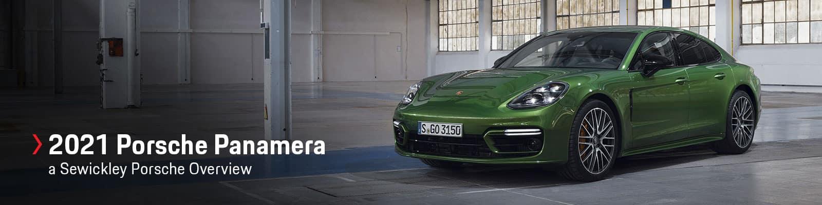 2020 Porsche Panamera Model Review at Sewickley Porsche