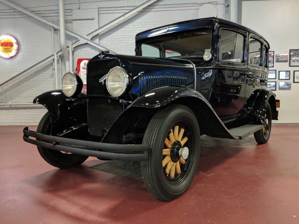 Mopar Museum | Shively Motors Inc