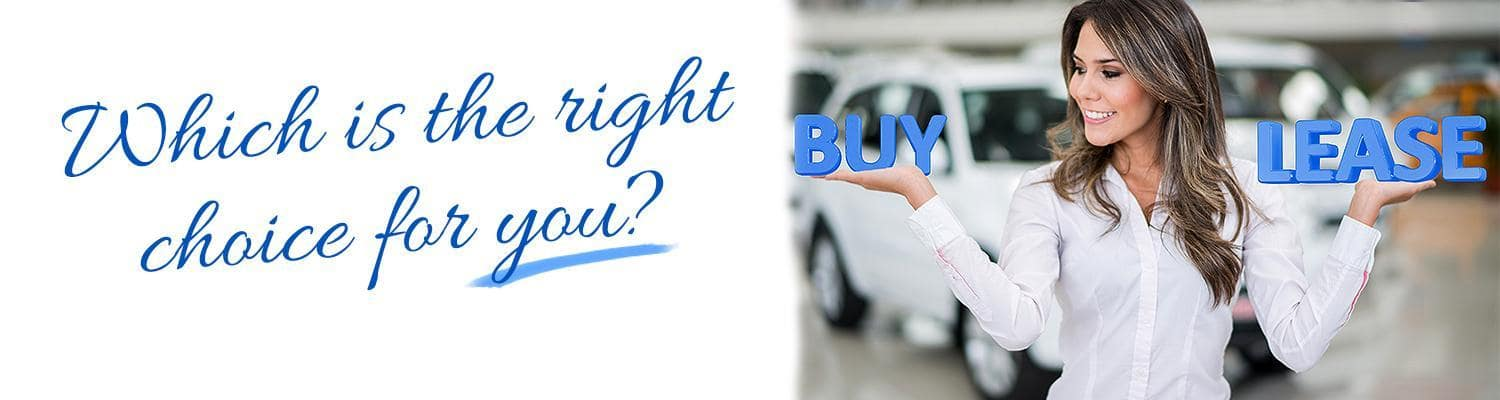 Lease vs Buy Car in Shippensburg PA