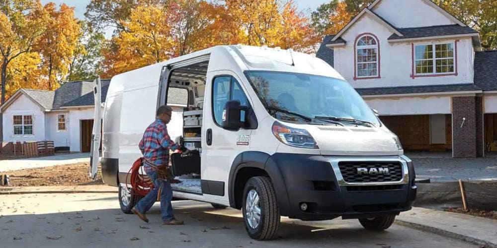 Shop 2019 RAM ProMaster Cargo Van in Shippensburg & Chambersburg, PA