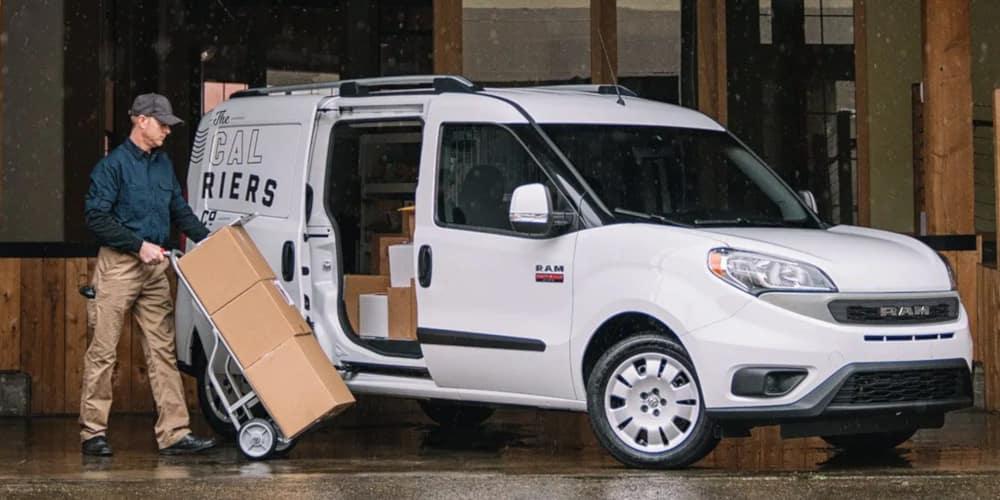 Shop 2019 RAM ProMaster City Cargo Van in Shippensburg & Chambersburg, PA