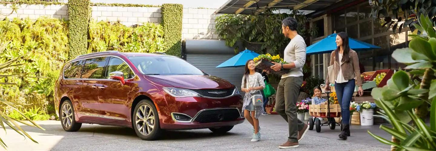 Shop 2019 Chrysler Pacifica in Shippensburg & Chambersburg, PA