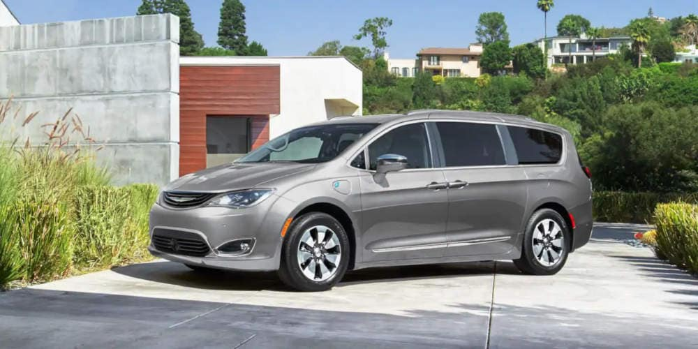 Shop 2019 Chrysler Pacifica Hybrid in Shippensburg & Chambersburg, PA