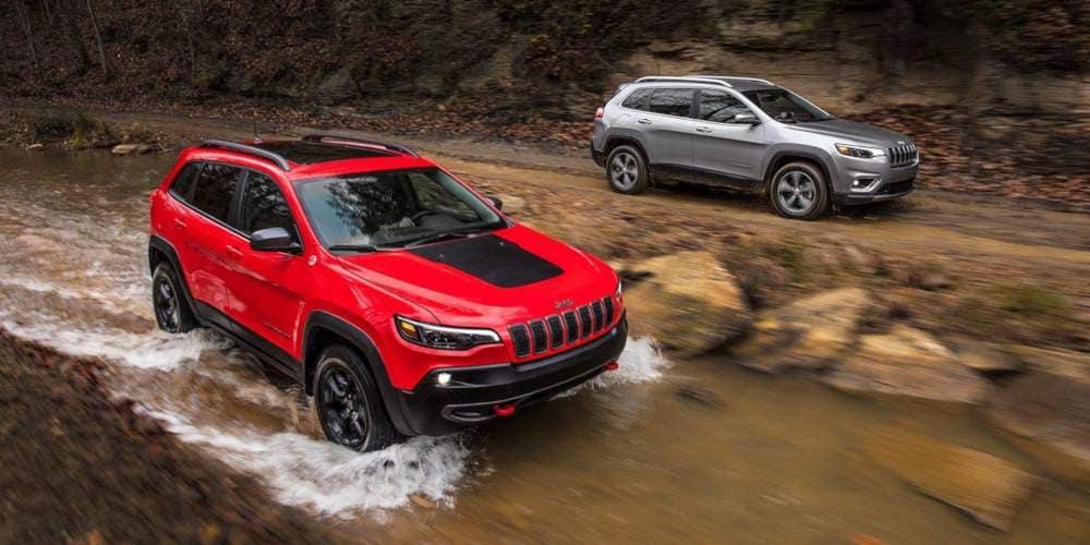 Shop 2019 Jeep Cherokee in Shippensburg & Chambersburg, PA
