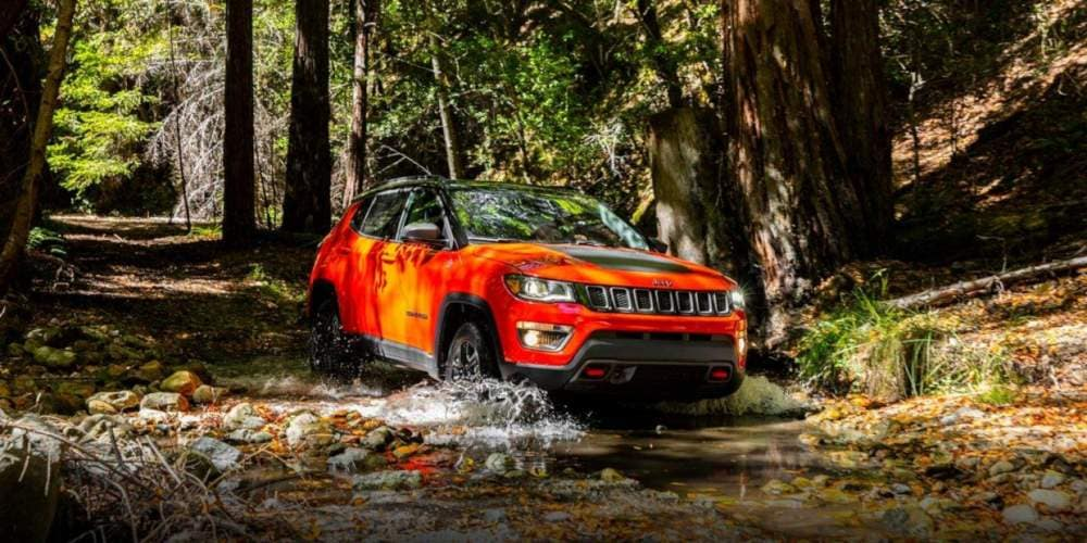 Shop 2019 Jeep Compass in Shippensburg & Chambersburg, PA