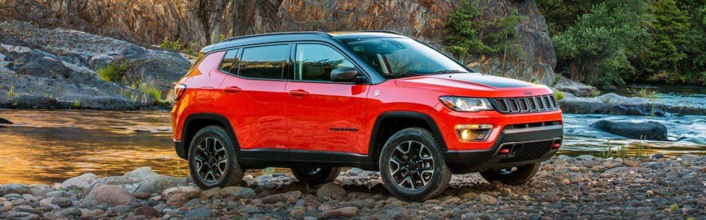Shop 2019 Jeep Compass in Shippensburg & Chambersburg, PA | Shively