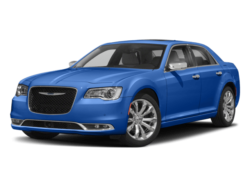 2018 Chrysler 300 Angled