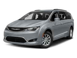 2018 Chrysler Pacifica Angled