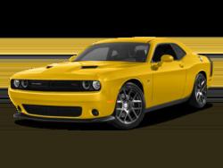 2018 Dodge Challenger Angled