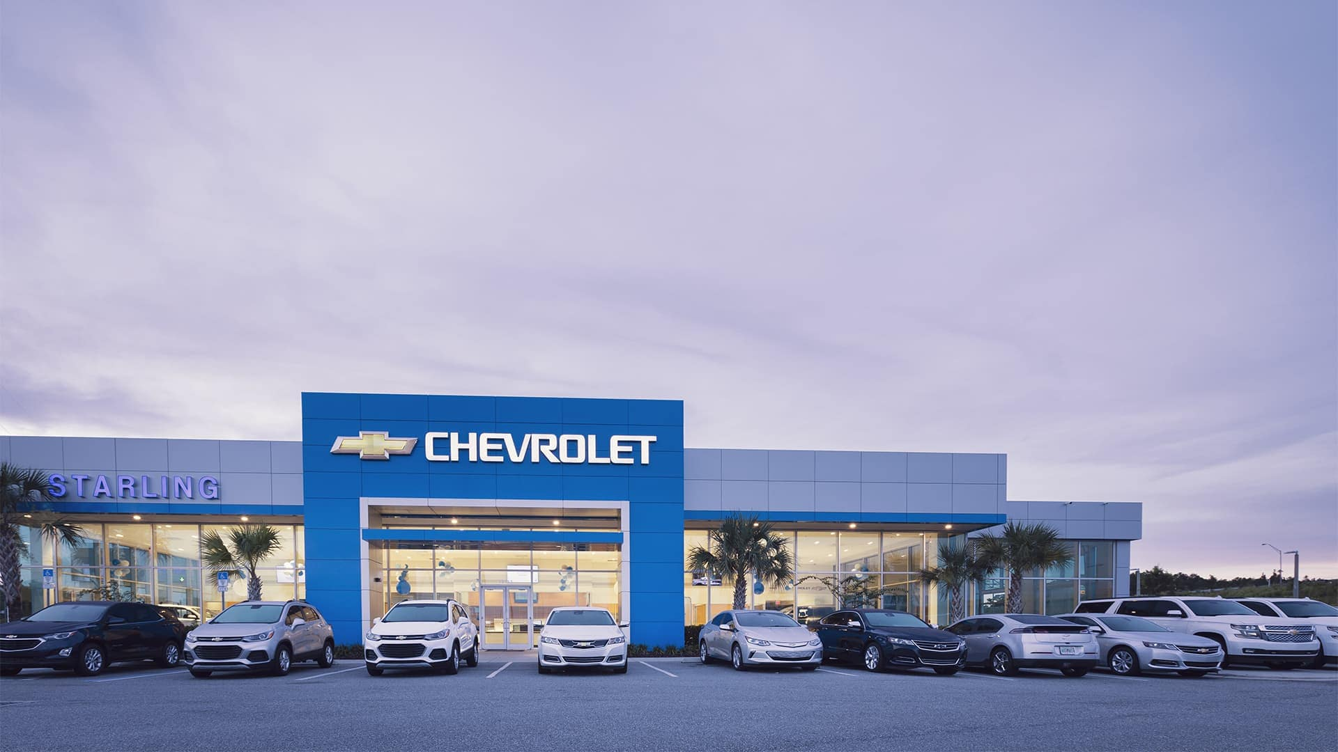 Starling Chevrolet | Chevrolet Dealer in Orlando, FL