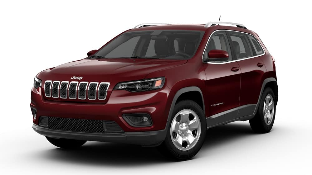 2019 Jeep Cherokee Somerset MA