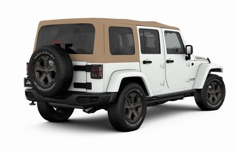 2018 Jeep Wrangler Wgite