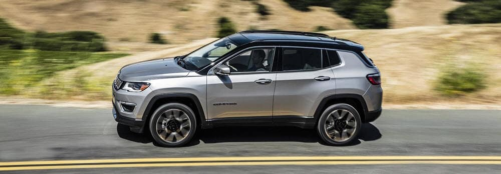 2019 Jeep Compass Interior Somerset MA