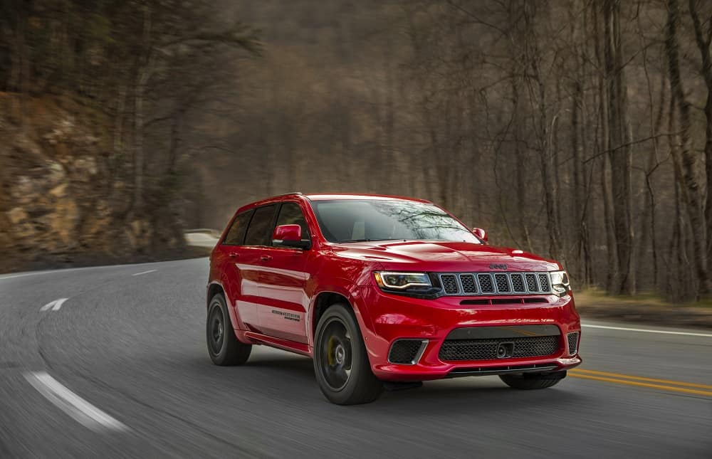 New Grand Cherokee Somerset MA