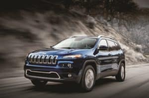 2019 Jeep Cherokee Exterior Features