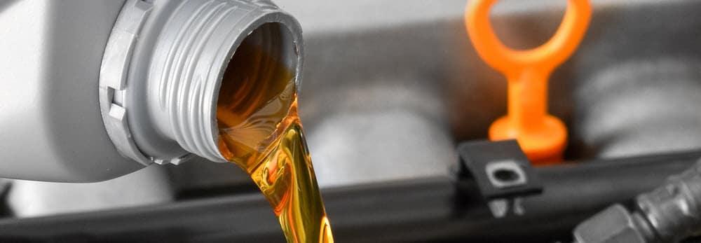Oil Change near Bedford, MA