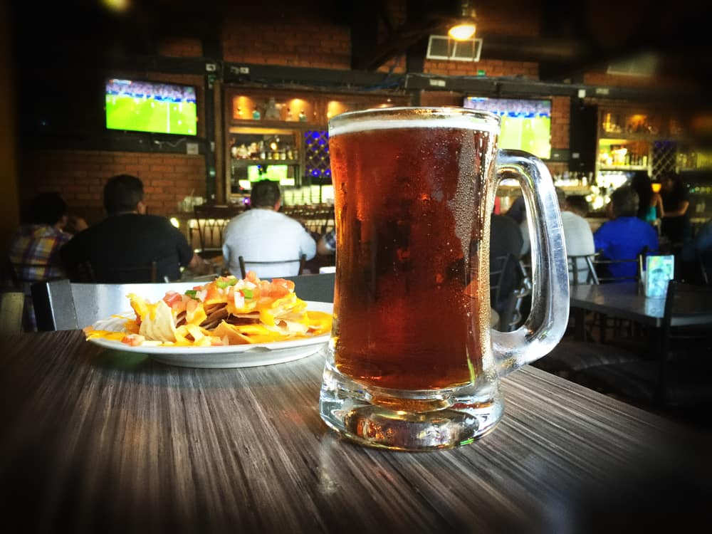 Best Sports Bars for Playoff Football near Freetown MA
