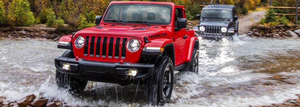 Jeep Wrangler Trim Levels Somerset MA