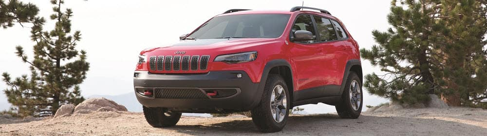 Jeep Cherokee vs Grand Cherokee Somerset MA