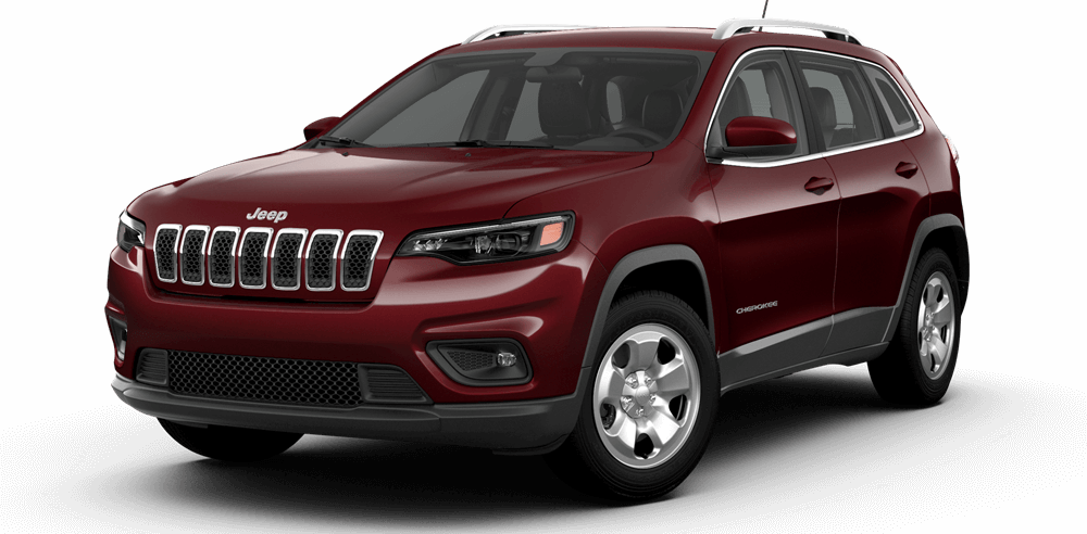 2019 Jeep Cherokee Trim Levels | Somerset MA