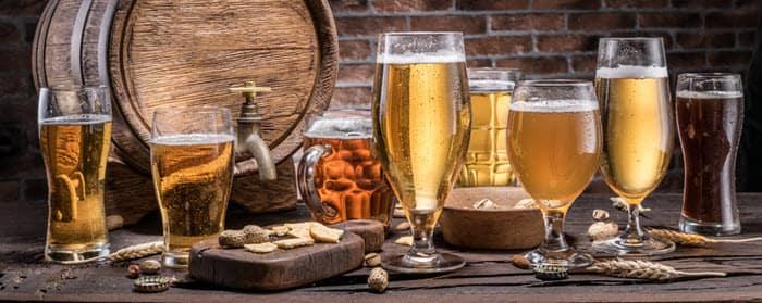 Craft Breweries near Somerset, MA