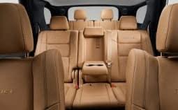Dodge Durango Interior Leather Seats