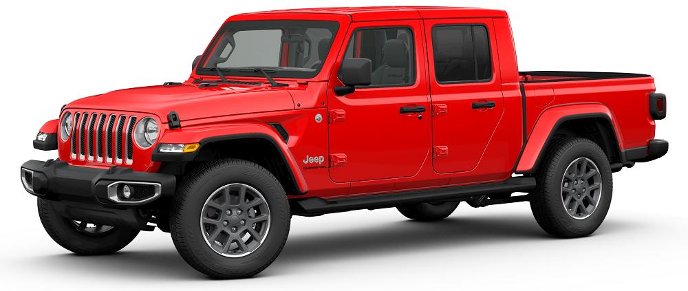 2020 Jeep Gladiator Taunton MA