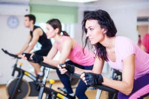 Spin Classes near Fall River