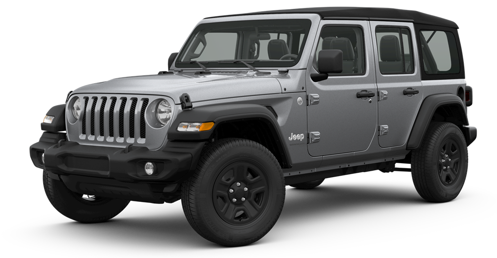 Jeep Wrangler near Dartmouth, MA