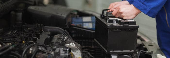 Car Battery Service near Me