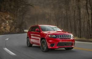 Grand Cherokee Trim Options Somerset MA