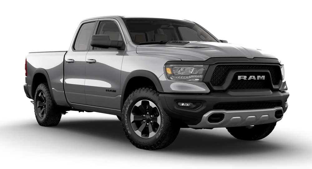 New 1500 Towing Capacity Somerset MA