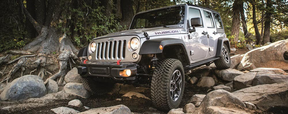 Jeep Wrangler MPG Somerset MA
