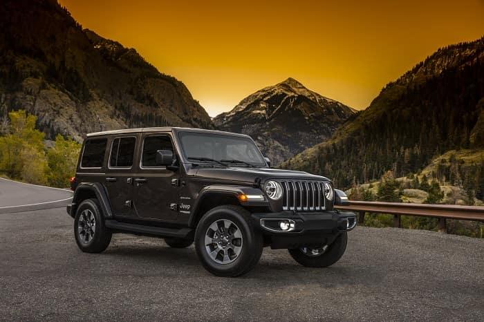 New Jeep Wrangler Somerset MA