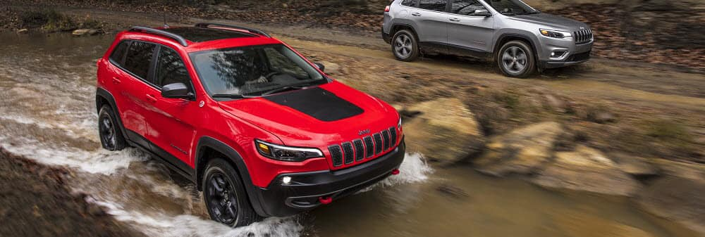 Jeep Cherokee Vehicles