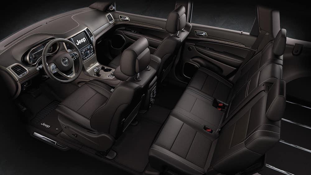 2019 Jeep Grand Cherokee Interior
