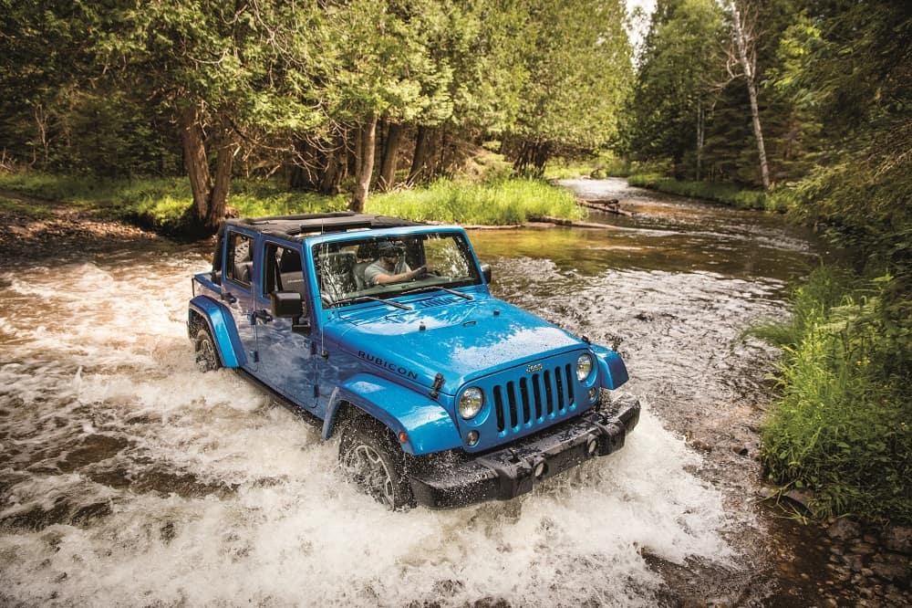 Jeep Wrangler near Berkley, MA