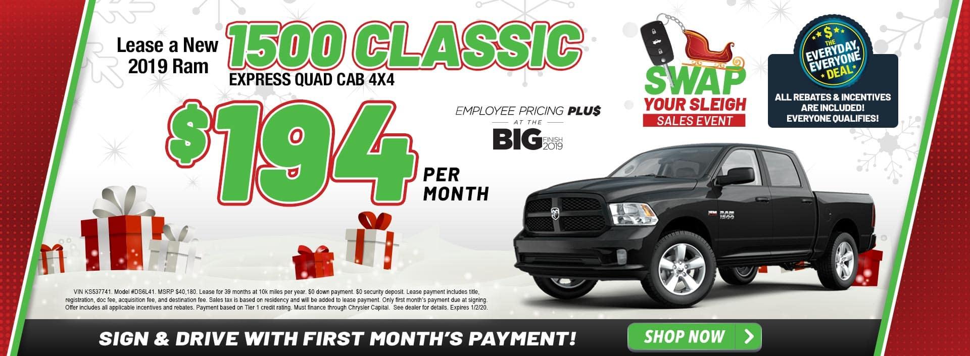 Used Car Down Payment Calculator >> Chrysler Jeep Dodge Ram Dealer Somerset Ma Stateline Cjdr