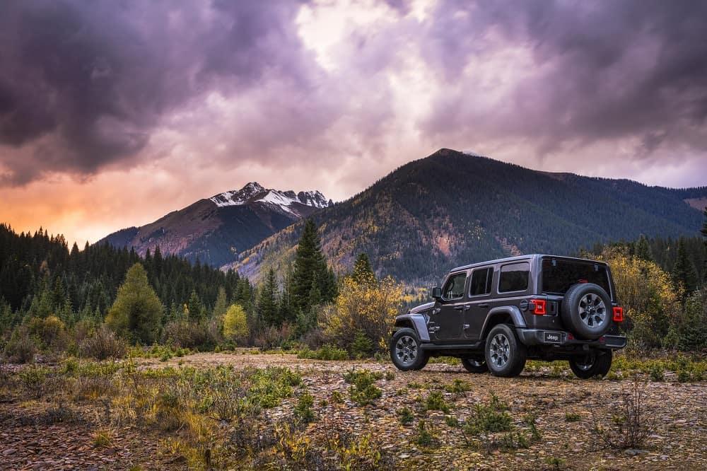 Jeep Wrangler Cranston RI