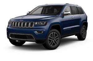 2020 Jeep Grand Cherokee vs Toyota 4Runner