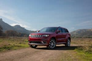 2020 Jeep Grand Cherokee near Rhode Island