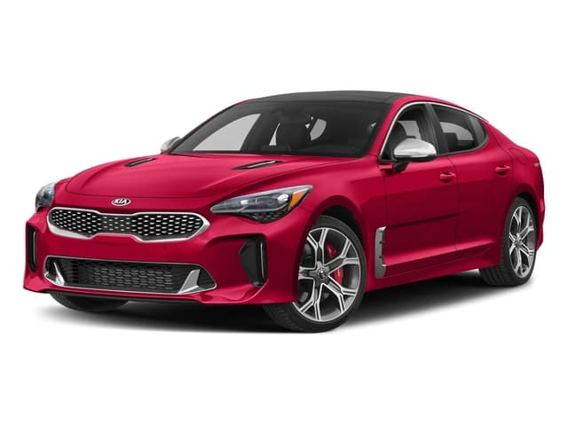 $8,900 off MSRP on Remaining New 2018 Kia Stingers