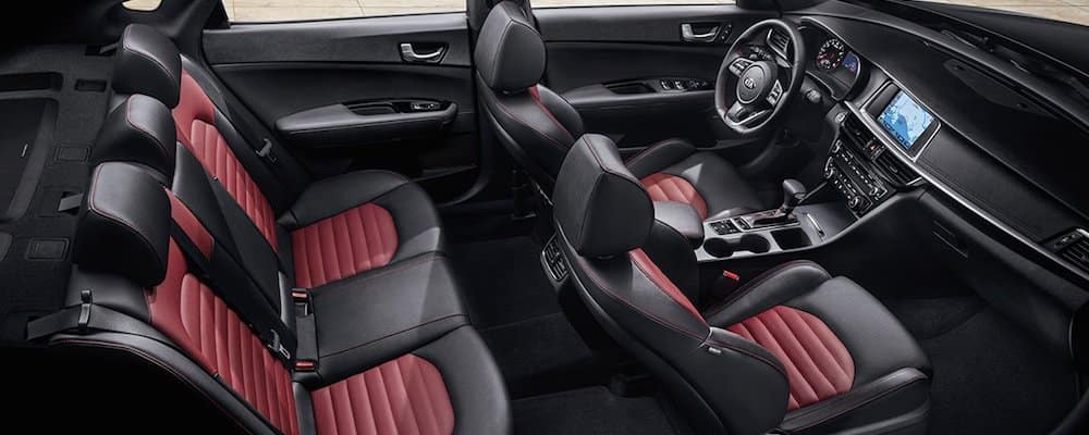 2019 Kia Optima Interior Features Suntrup Kia South