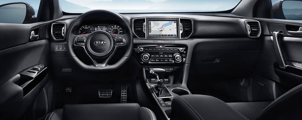 2019 Kia Sportage Interior Features Dimensions Suntrup Kia South