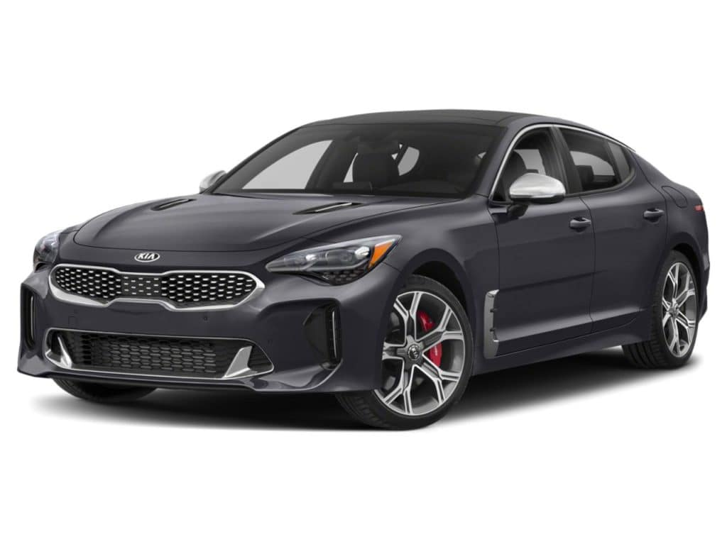 New 2019 Kia Stinger Base AWD