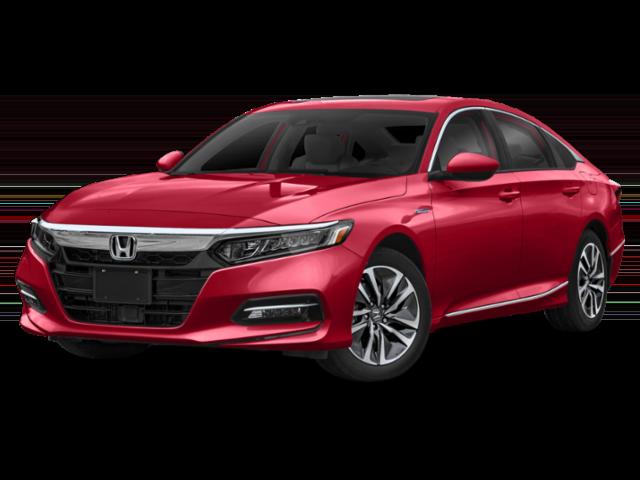 Red 2019 Honda Civic